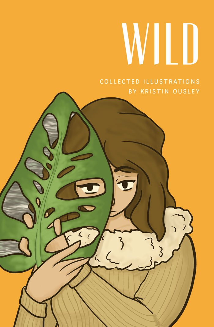 Wild – Illustration Zine