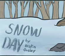Snow Day – Vagabond Comics